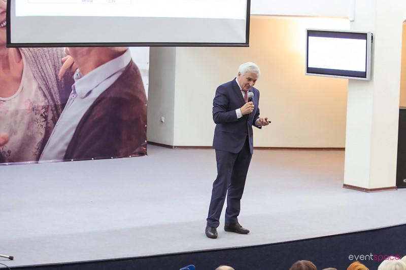 Конференция в Красноярске для клиентов Бинбанка