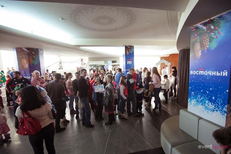 Детское клиентское мероприятие в Красноярске